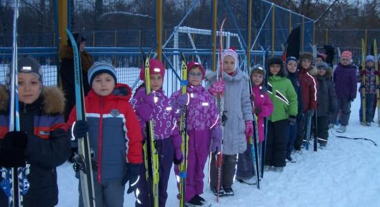 Организация и проведение уроков по лыжной подготовке. Из опыта работы >