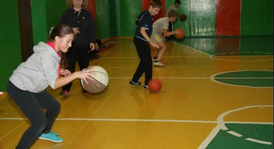 Подвижная игра как средство обучения баскетболу в школе>
