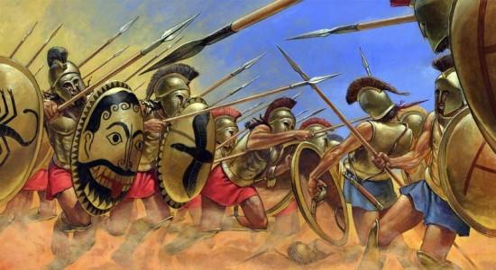 Загадки спартанского воспитания>