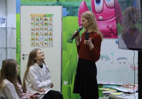 Презентация серии развивающих журналов для детей «Рюкзачок»>