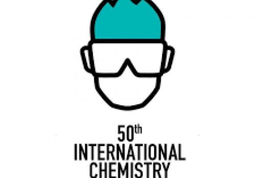 Белорусские школьники на 50-й Международной химической олимпиаде (IChO)>