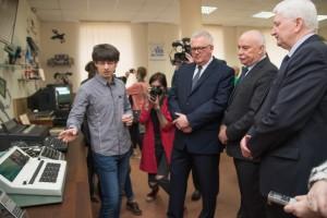 Первый интерактивный музей ретрокомпьютеров BYTESPACE