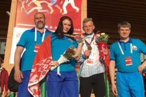 3 спортивных медали у белорусских школьников в Марокко