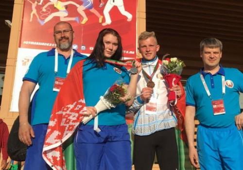 3 спортивных медали у белорусских школьников в Марокко>
