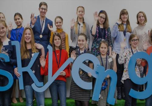 На онлайн-олимпиаде по английскому Skyeng лидируют школьники Витебска>