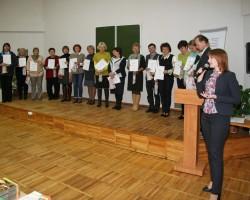 Фестиваль «Познание в сотворчестве»: награждение