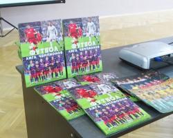 Встреча с читателями в День футбола!