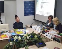 Мы приняли участие в пресс-конференции, приуроченной к Международному дню защиты детей 2020