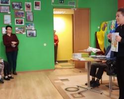 Презентация новой книги В. С. Липского «Я тут жыву»