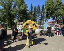 Участвуем в мероприятиях Дня защиты детей в Дзержинске